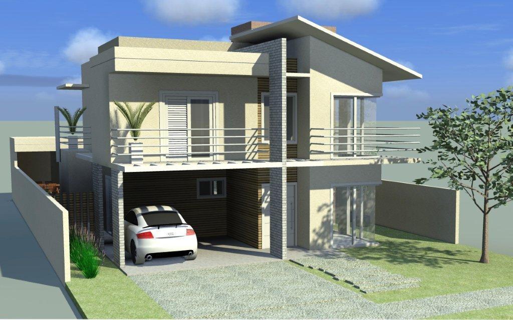 Casa 3 Dorm, Condomínio Ibi Aram, Itupeva (239637) - Foto 5