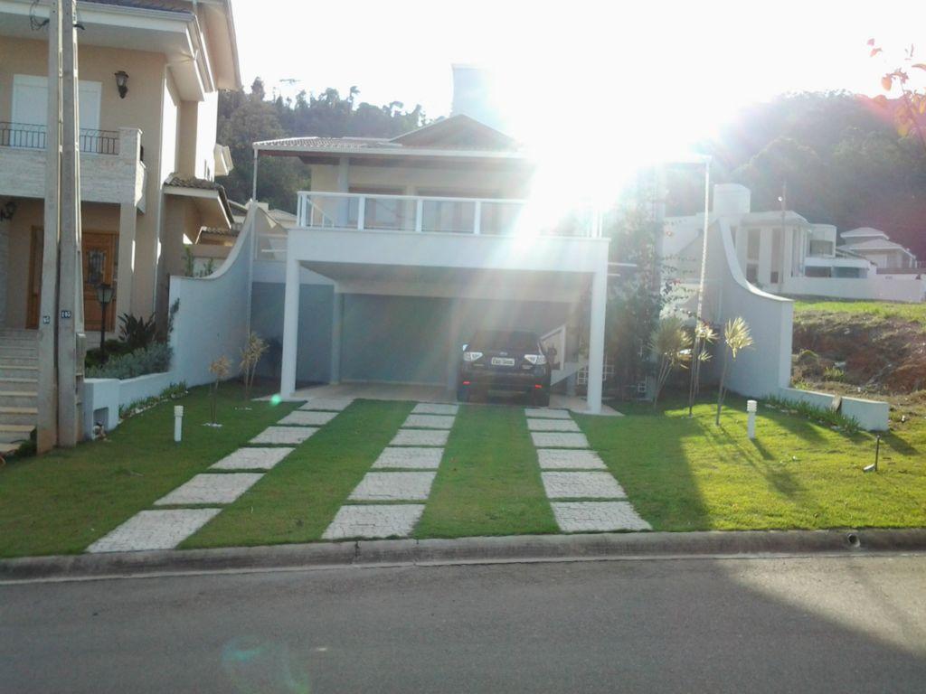 Casa 3 Dorm, Condomínio Ibi Aram, Itupeva (239857)