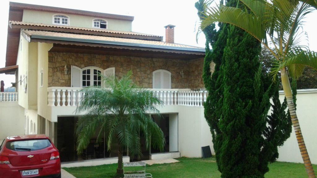 Casa 4 Dorm, Jardim Florestal, Jundiaí (304788)