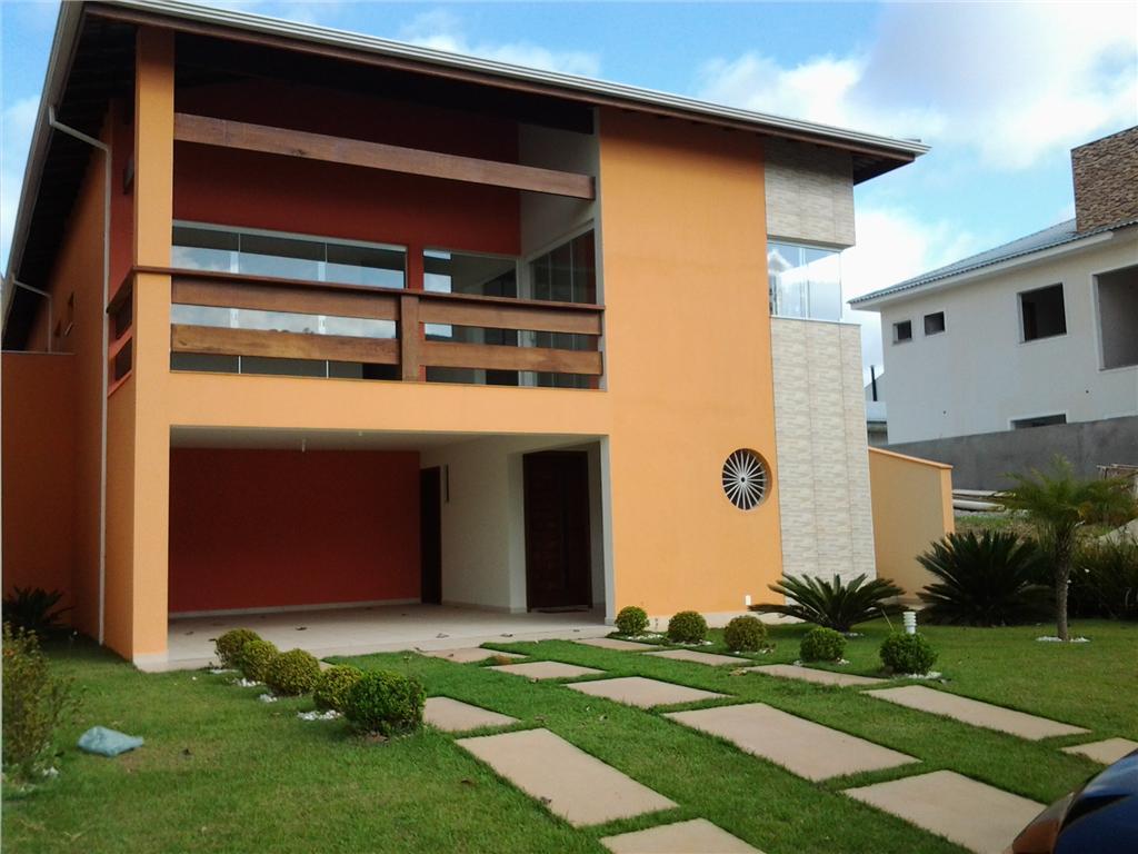 Casa 3 Dorm, Condomínio Ibi Aram, Itupeva (239856)