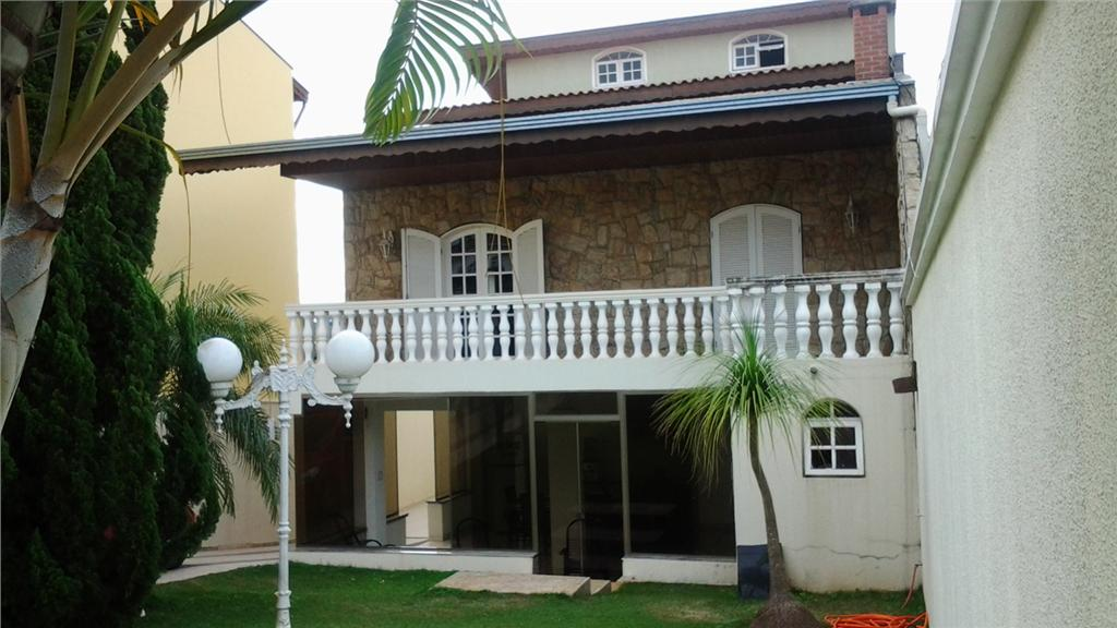 Casa 4 Dorm, Jardim Florestal, Jundiaí (304788) - Foto 3