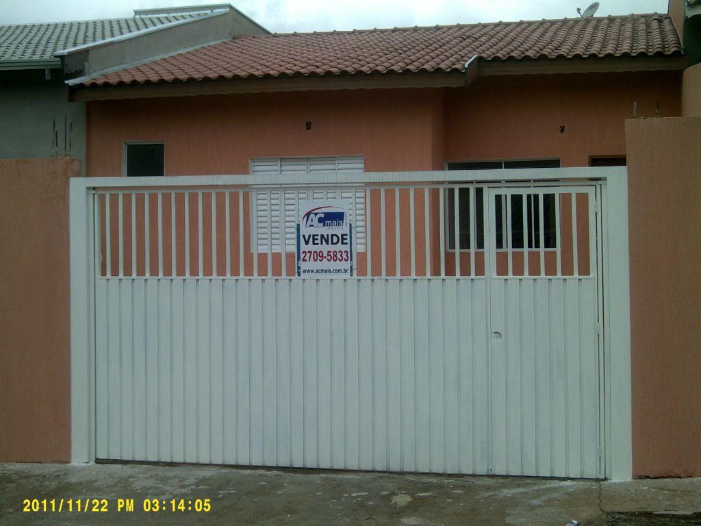 Total Imóveis - Casa 2 Dorm, Jardim Marambaia