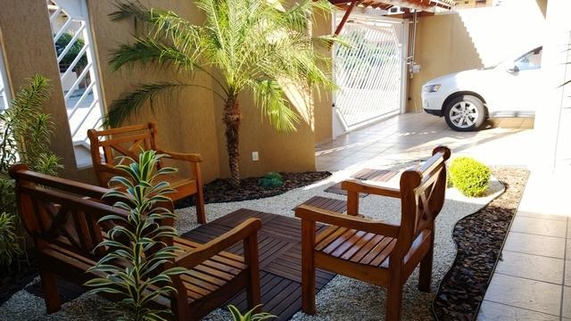Casa 3 Dorm, Jardim Paulista, Jundiaí (332576) - Foto 2