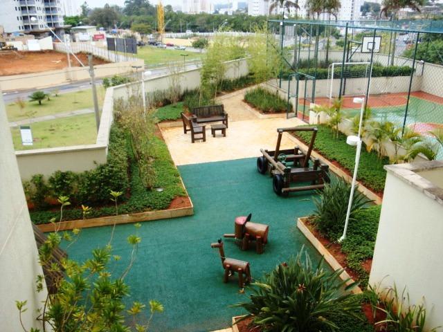 Apto 3 Dorm, Jardim das Samambaias, Jundiaí (239765)