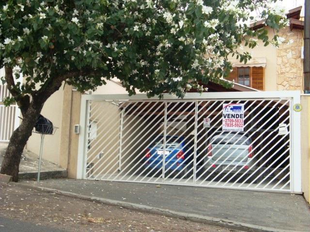 Casa 3 Dorm, Horto Santo Antonio, Jundiaí (327063)