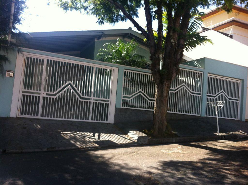 Total Imóveis - Casa 3 Dorm, Jardim Campos Elísios