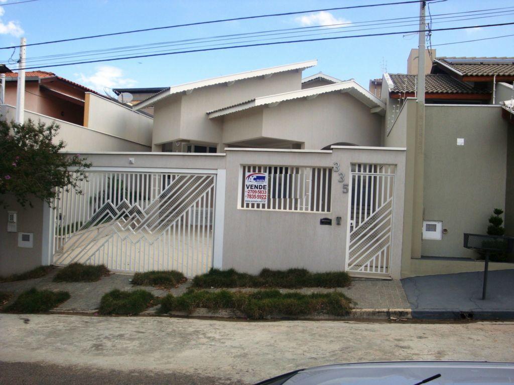 Casa 3 Dorm, Mirante de Jundiaí, Jundiaí (332786)