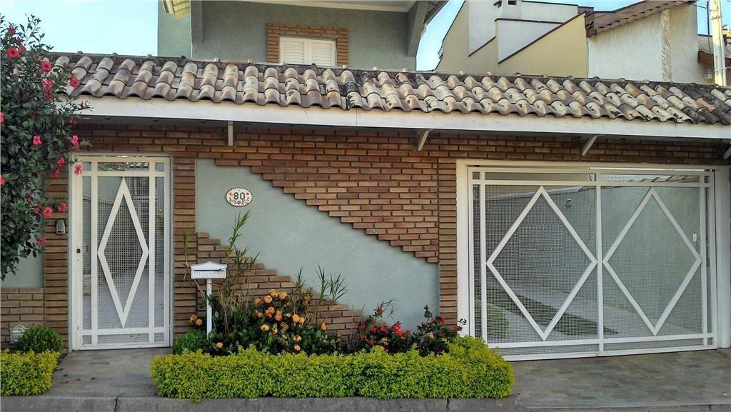 Casa 4 Dorm, Jardim Ermida, Jundiaí (306371)