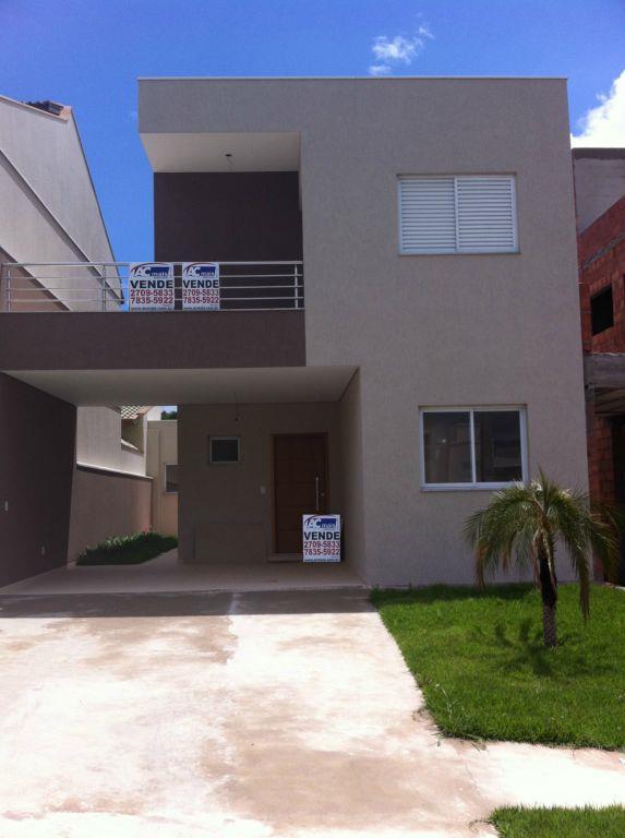 Total Imóveis - Casa 3 Dorm, Jardim Carolina