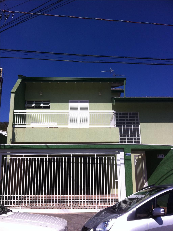Casa 3 Dorm, Jardim das Samambaias, Jundiaí (384178)
