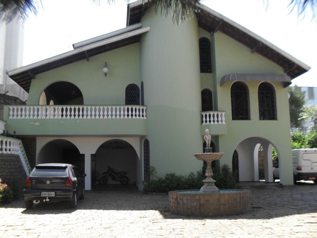 Casa 4 Dorm, Ponte de São João, Jundiaí (430933)