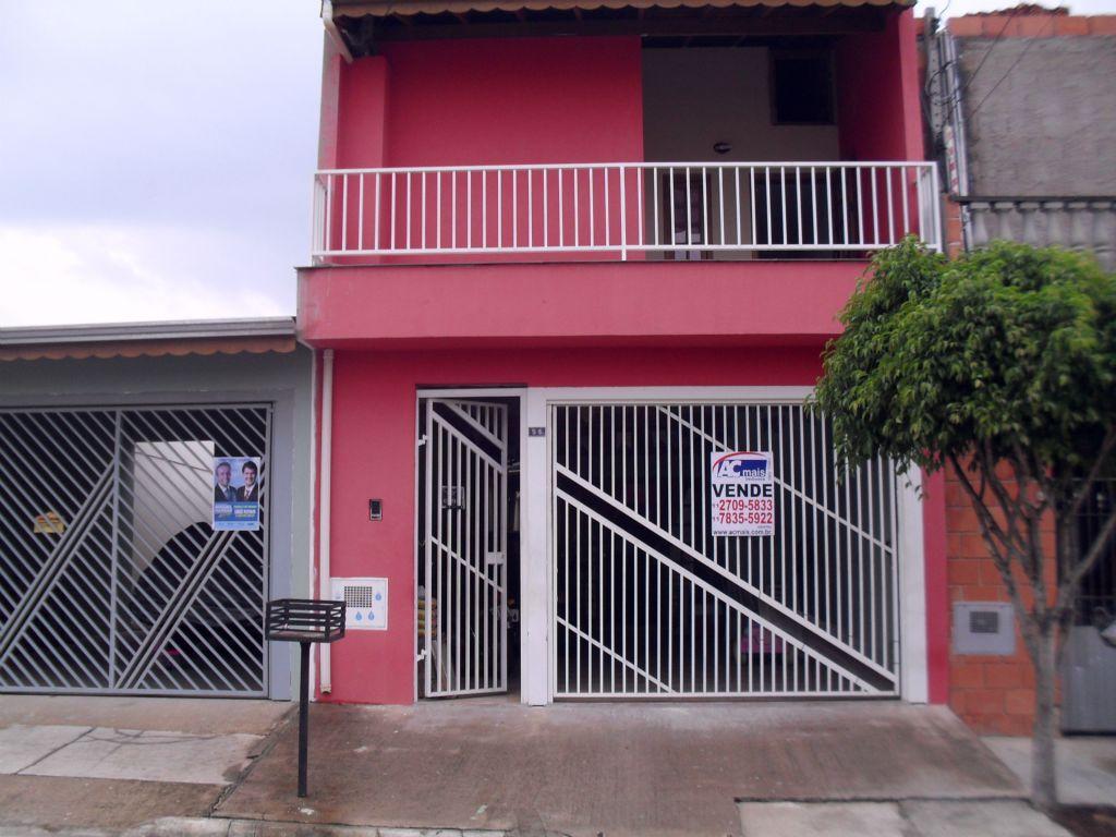 Casa 3 Dorm, Fazenda Grande, Jundiaí (352431)