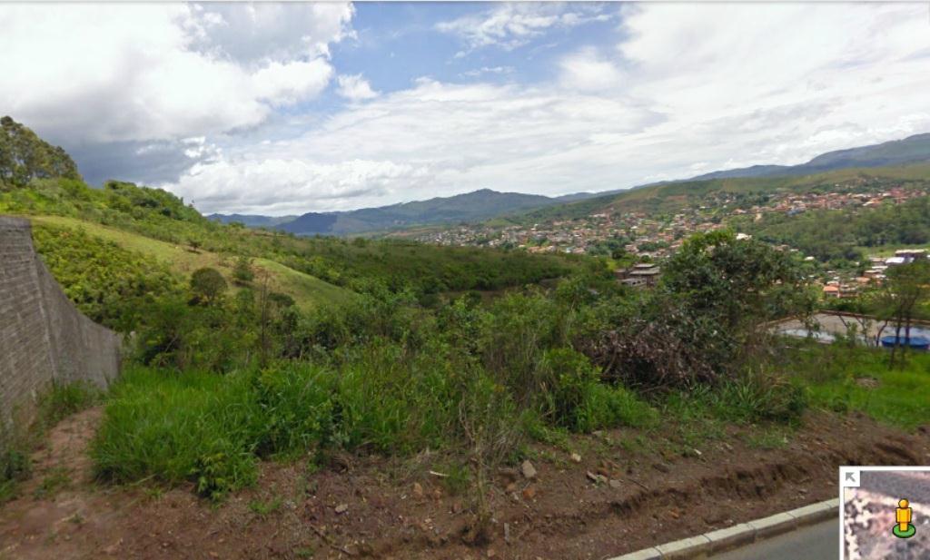 Terreno residencial à venda, Boa Vista, Congonhas.