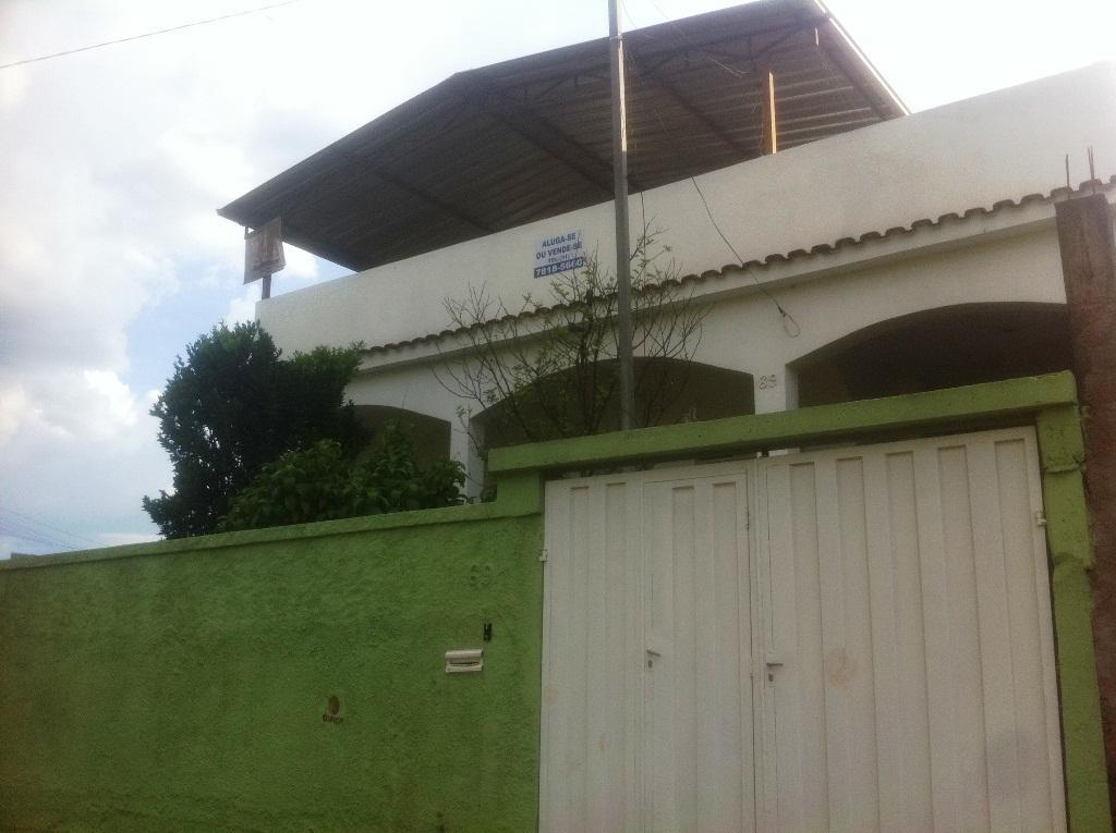 Casa residencial à venda, Nova Cidade, Congonhas.