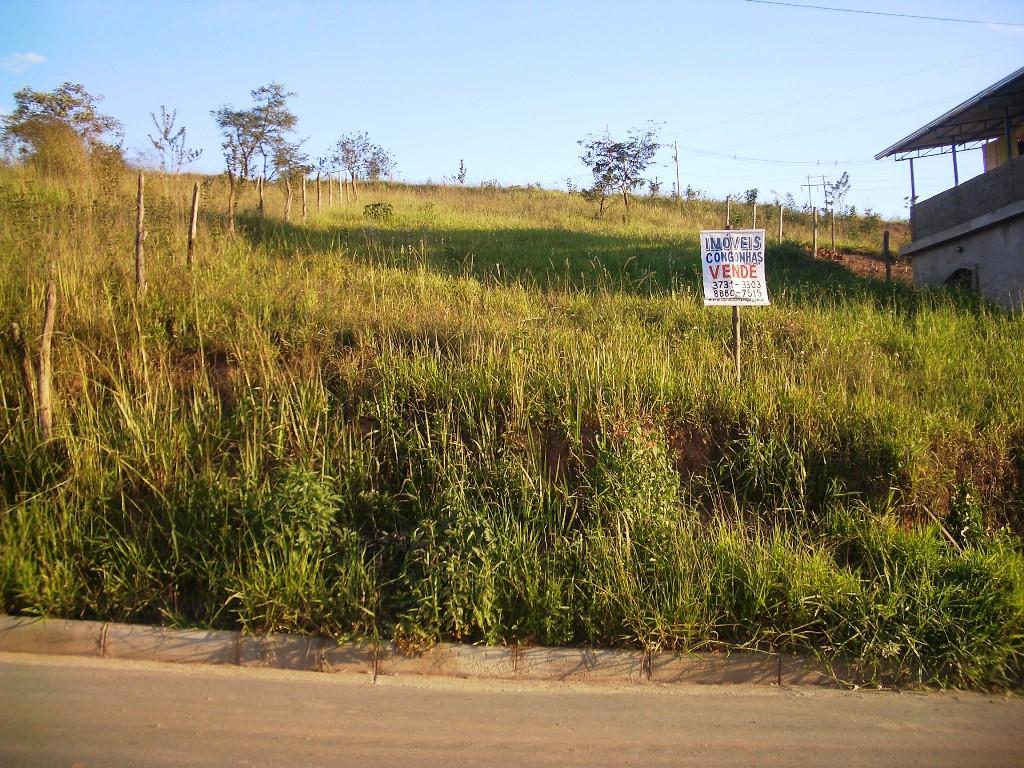 Terreno residencial à venda, São Luiz, Congonhas.