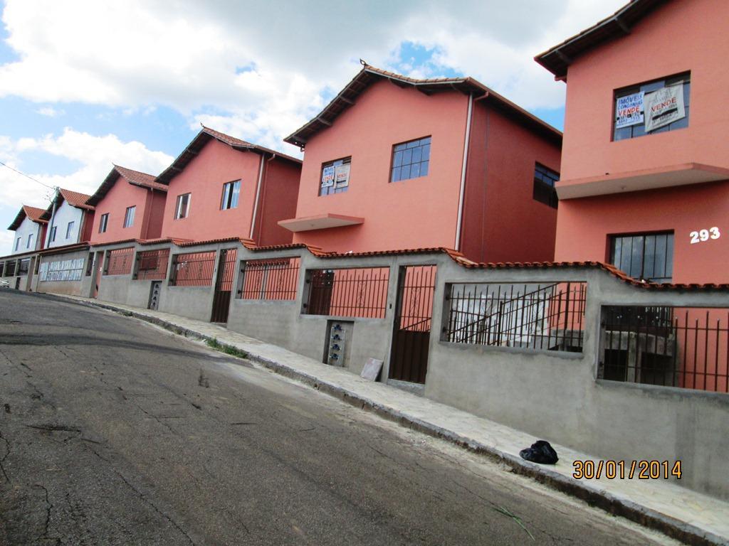Apartamento residencial à venda, Vila Rica, Congonhas.