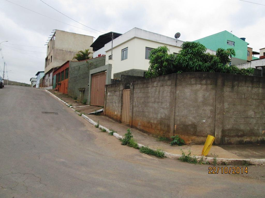 Terreno residencial à venda, Santa Mônica, Congonhas.