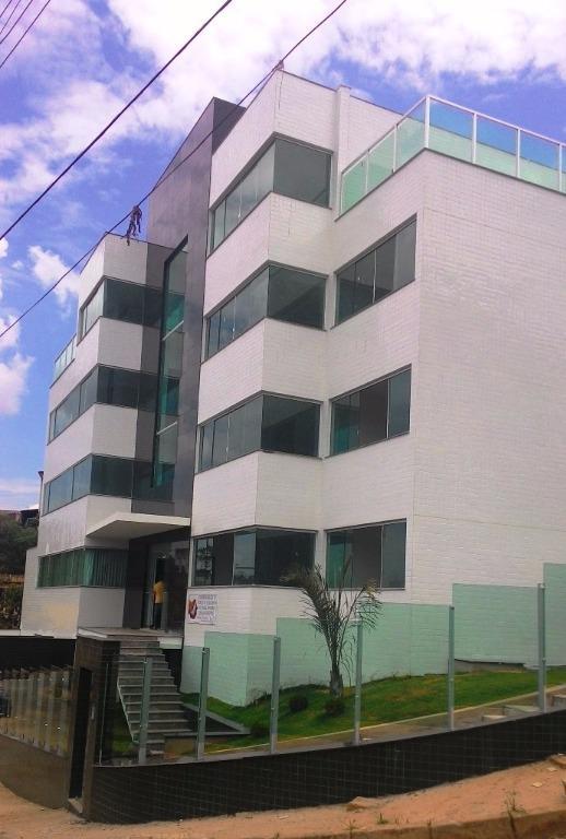 Apartamento residencial à venda, Belvedere, Congonhas.