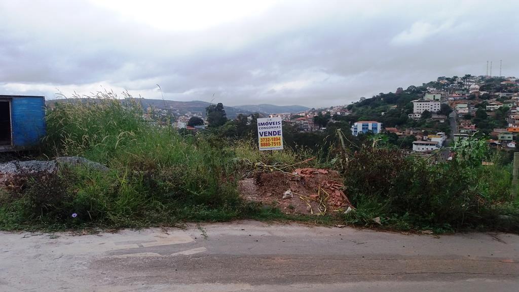 Terreno residencial à venda, Grand Park, Congonhas.