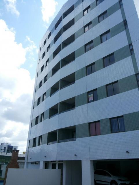 Apartamento residencial à venda, Iputinga, Recife.