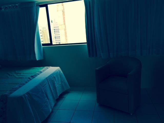 Studio residencial para locação, Boa Viagem, Recife - ST0013.