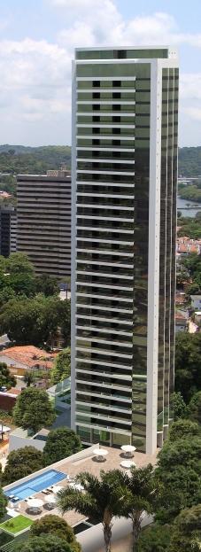 Apartamento residencial para locação, Apipucos, Recife - AP0256.