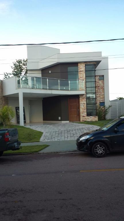 Casa Sobrado - Venda, Condomínio Belvedere - Jardim Imperial