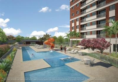 Apartamento residencial para locação, Jardim Itália, Cuiabá.