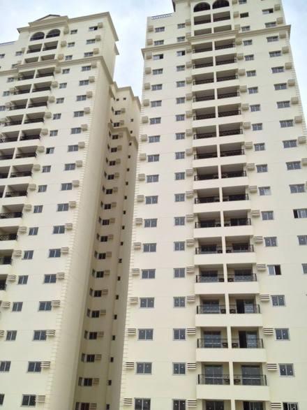 Apartamento - Locação, Edifício Torres São Georges - Santa H