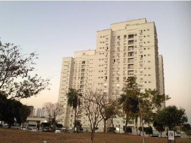 Apartamento residencial à venda, Canjica, Cuiabá.