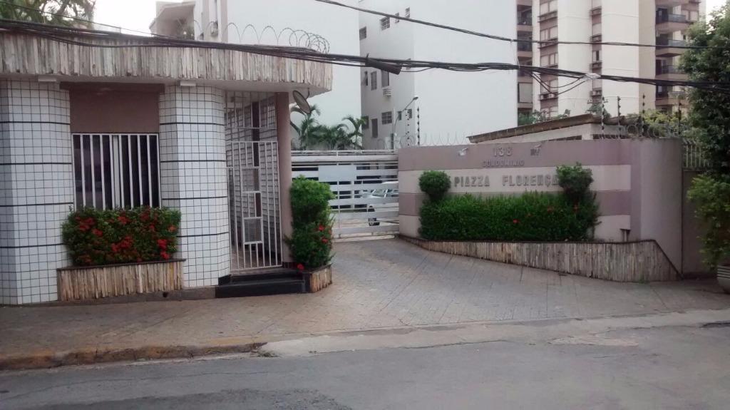 Apartamento residencial para locação, Miguel Sutil, Cuiabá.