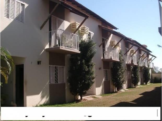 Casa - Venda/Locação, Condomínio Altos do Santa Cruz - Santa