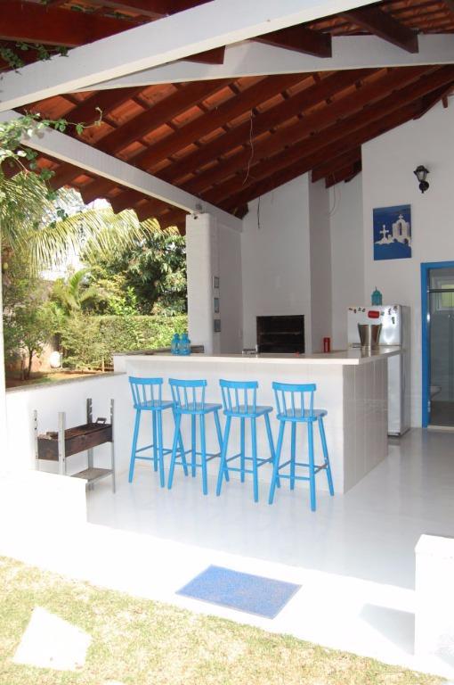 Casa 4 Dorm, Lago Azul Condomínio e Golfe Clube, Aracoiaba da Serra - Foto 7