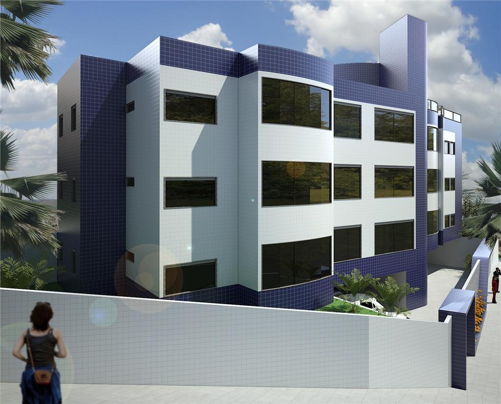 Apartamento residencial à venda, São José, Garanhuns.