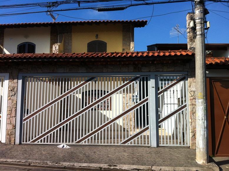 Sobrado residencial para locação, Jardim das Flores, Osasco  de Oliver Marques.'