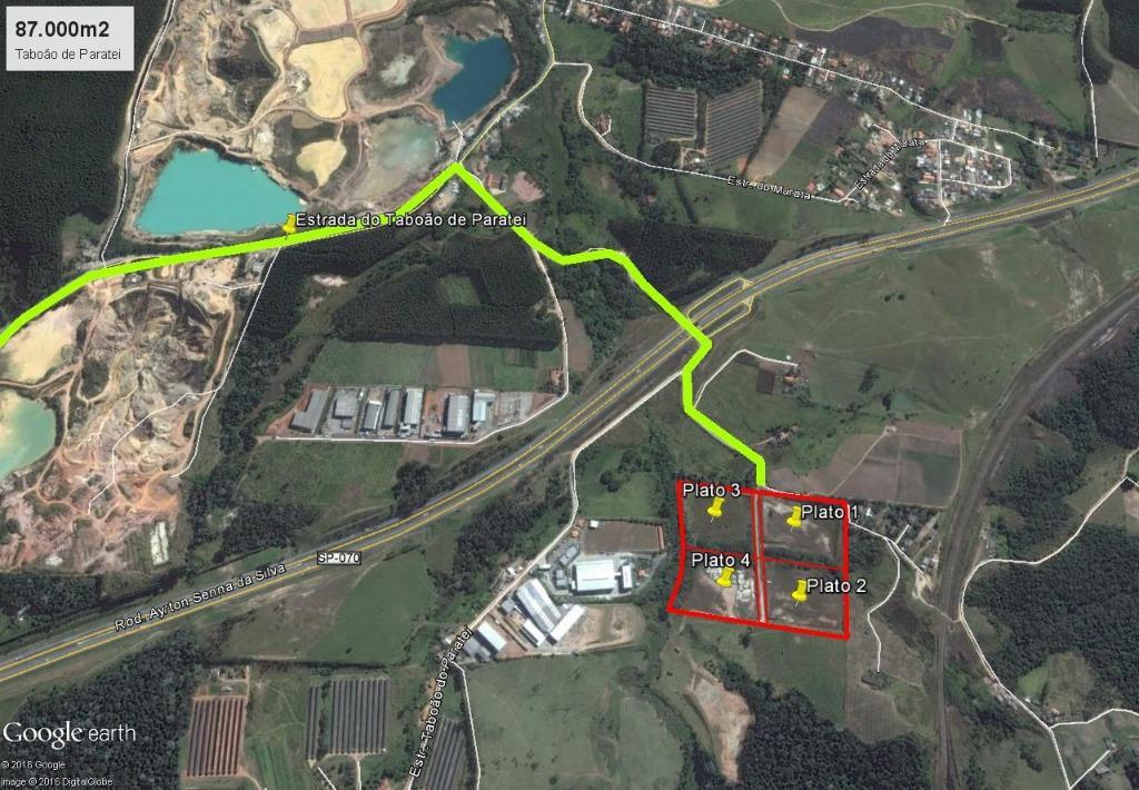 Terreno à venda em Braz Cubas, Mogi Das Cruzes - SP