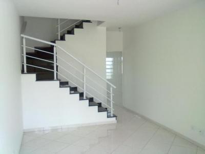 Casa Sobrado à venda, Jardim Silva Teles, São Paulo