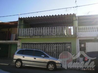 Casa Sobrado à venda, Jardim Maia, São Paulo