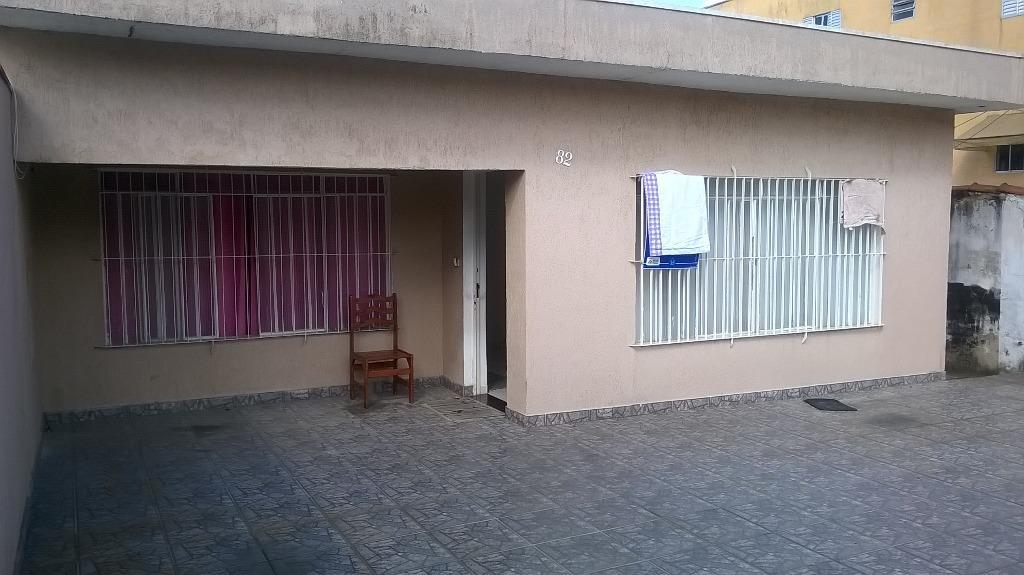 Casa Padrão à venda, Burgo Paulista, São Paulo