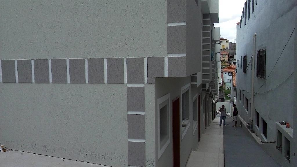 Sobrado de 2 dormitórios à venda em Vila Paranaguá, São Paulo - SP