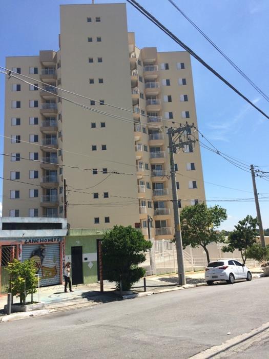 Apartamento de 2 dormitórios em Jardim Matarazzo, São Paulo - SP