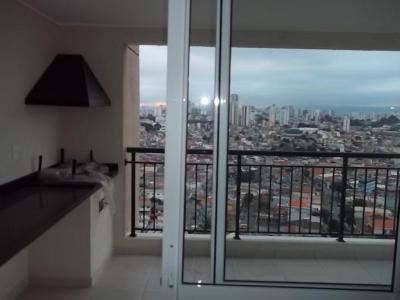 Apartamento Padrão à venda, Jardim Piqueroby, São Paulo