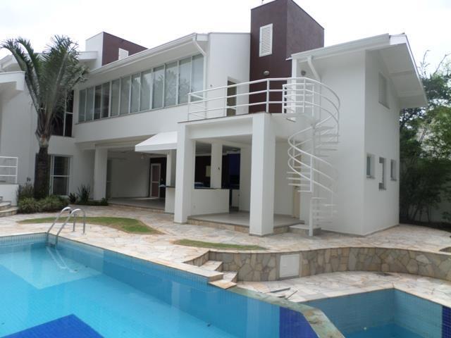 Casa 4 Dorm, Loteamento Residencial Barão do Café, Campinas (CA0687) - Foto 2
