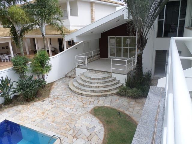 Casa 4 Dorm, Loteamento Residencial Barão do Café, Campinas (CA0687)
