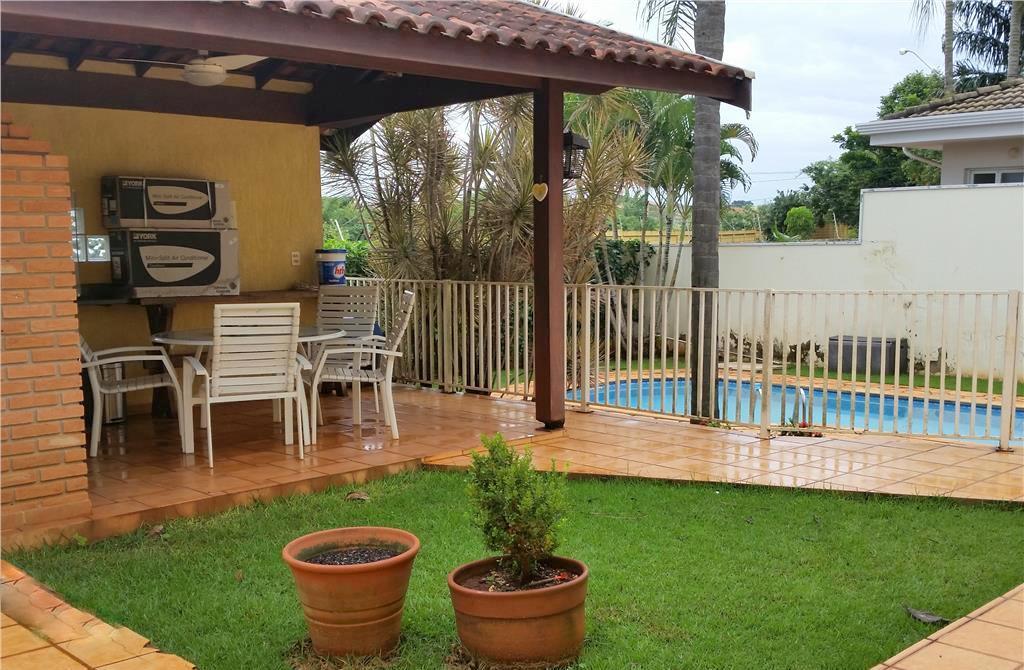 Casa 3 Dorm, Loteamento Residencial Barão do Café, Campinas (CA1052)