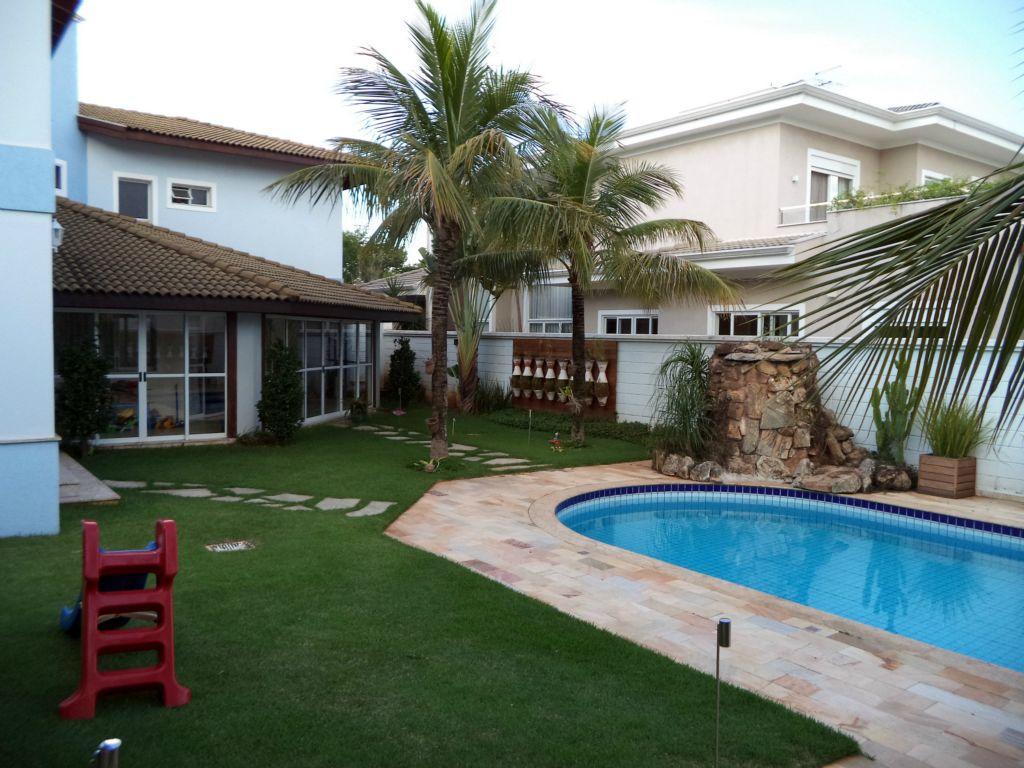 Casa 4 Dorm, Condomínio Residencial Colinas, Campinas (CA0822) - Foto 3