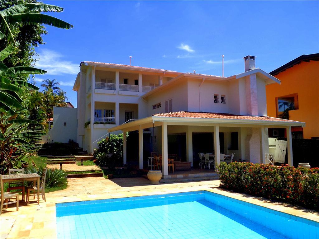 Casa 4 Dorm, Residencial Parque Rio das Pedras, Campinas (CA0220)