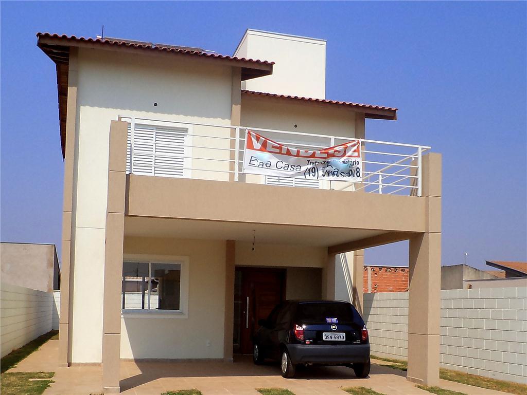 Amaral Imóveis - Casa 3 Dorm, Paulinia (CA0383)