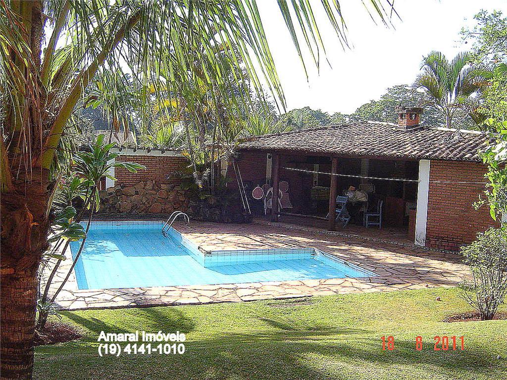 Casa 4 Dorm, Residencial Parque Rio das Pedras, Campinas (CA0123)