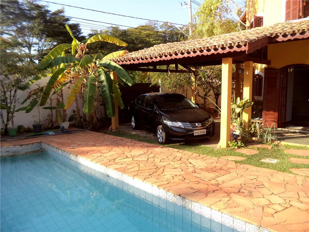 Casa 4 Dorm, Cidade Universitária, Campinas (CA0894)